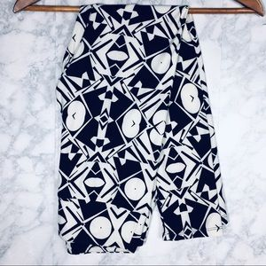 LulaRoe Clockwork Leggings OS